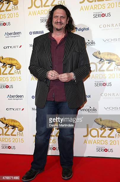 Jay Rayner attends the Jazz FM Awards at Vinopolis on June 10 2015 in London England