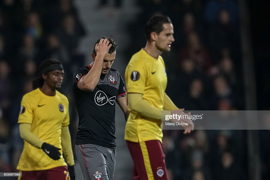 AC Sparta Praha v Southampton FC - UEFA Europa League