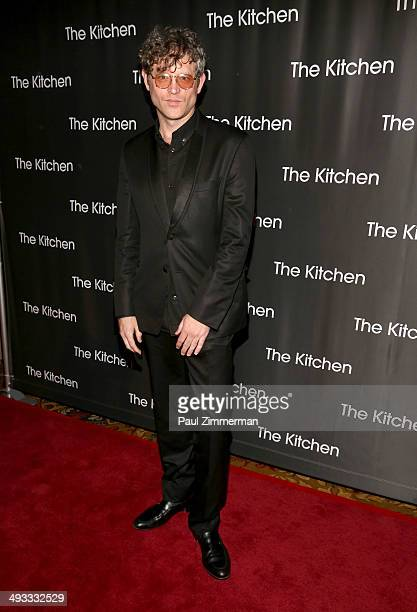 Jay Scheib attends the Kitchen Spring Gala Benefit 2014 at Cipriani Wall Street on May 22 2014 in New York City