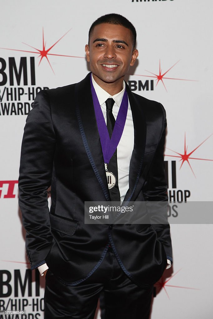 <a gi-track='captionPersonalityLinkClicked' href=/galleries/search?phrase=Jay+Sean&family=editorial&specificpeople=215091 ng-click='$event.stopPropagation()'>Jay Sean</a> attends BMI's 2013 R&B/Hip-Hop Awards at The Manhattan Center on August 22, 2013 in New York City.