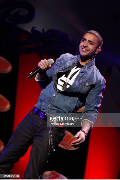 Jay Sean attends Z100 JINGLE BALL 2009 at Madison Square Garden on December 11 2009 in New York City