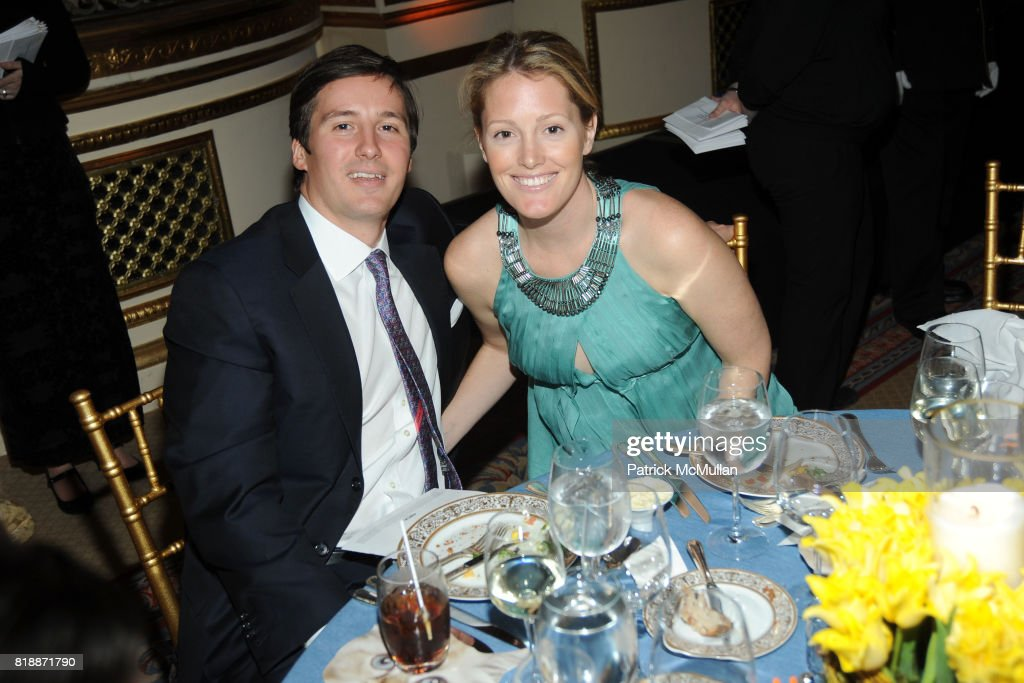 Jay Sullivan and Sara Gilbane Sullivan attend 13th Annual ASPCA Bergh Ball at The Plaza on April 15, 2010 in New York City.