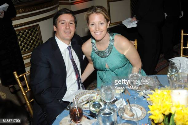 Jay Sullivan and Sara Gilbane Sullivan attend 13th Annual ASPCA Bergh Ball at The Plaza on April 15 2010 in New York City