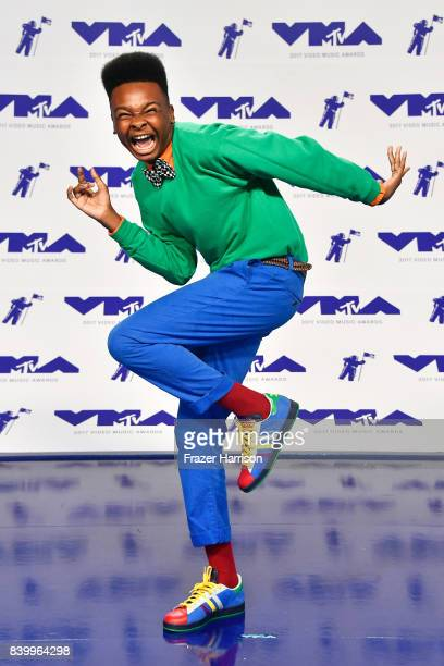 Jay Versace attends the 2017 MTV Video Music Awards at The Forum on August 27 2017 in Inglewood California