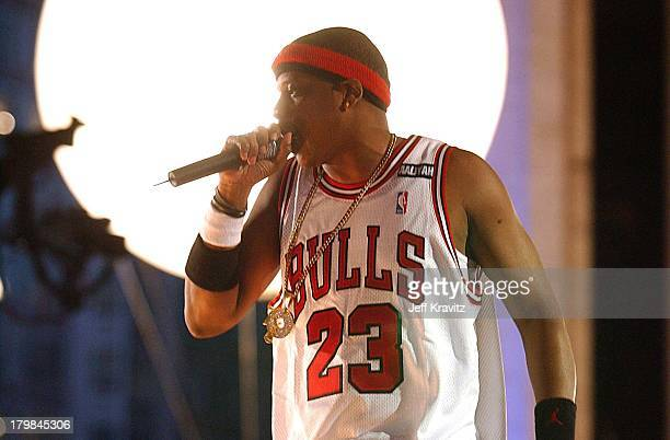 Jay Z during 2001 MTV Video Music Awards Show at Metropolitan Opera House in New York City New York United States