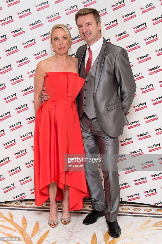 Torvill & Dean Tribute Lunch In Aid Of Variety - Arrivals