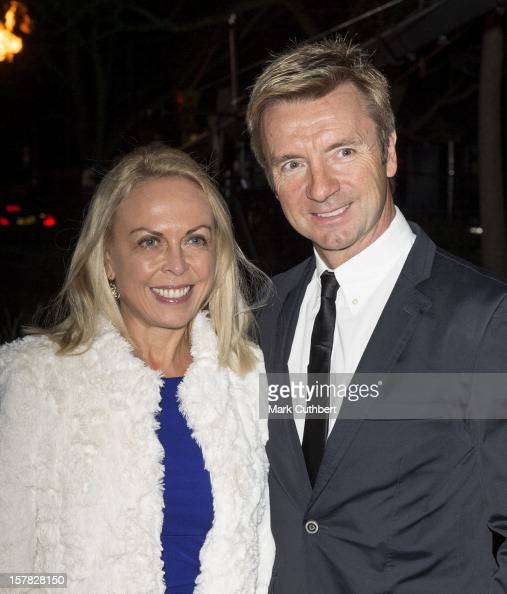 Jayne Torvill and Christopher Dean attend the Sun Military Awards at Imperial War Museum on December 6 2012 in London England