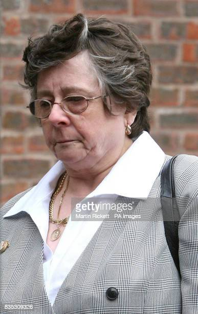Jayne Yeomans arrives at Carlisle Crown Court today The former mayor who stole almost 40000 to pay her online gambling debts was jailed Jayne...