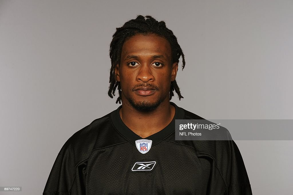 Jayson Foster of the Pittsburgh Steelers poses for his 2009 NFL headshot at photo day in Pittsburgh, Pennsylvania.