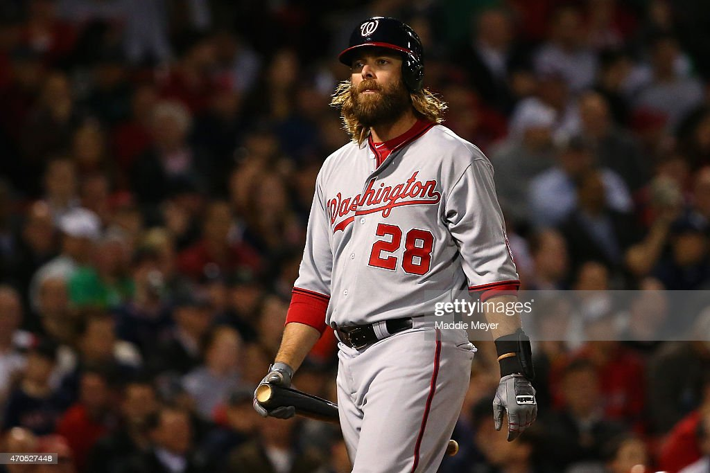 Washington Nationals v Boston Red Sox