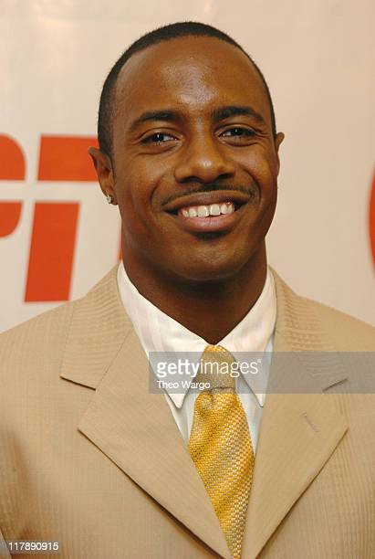 Jayson Williams during ESPN's 25th Anniversary Celebration Arrivals at ESPN Zone Times Square in New York City New York United States