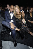 JayZ and Beyonce during The 57th Annual Grammy Awards Sunday Feb 8 2015 at STAPLES Center in Los Angeles and broadcast on the CBS Television Network