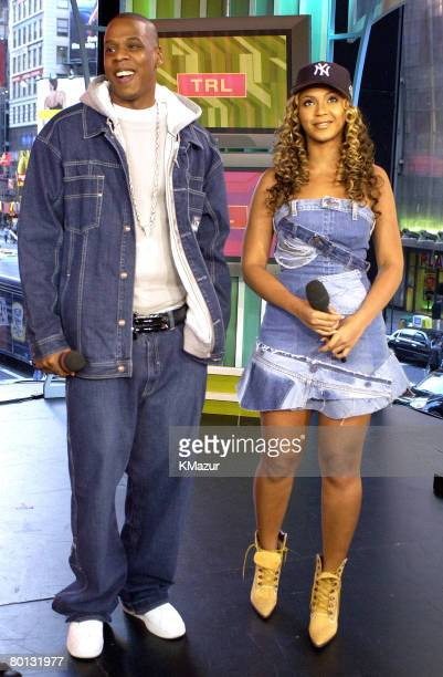 JayZ and Beyonce Knowles