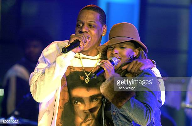 JayZ and Mary J Blige