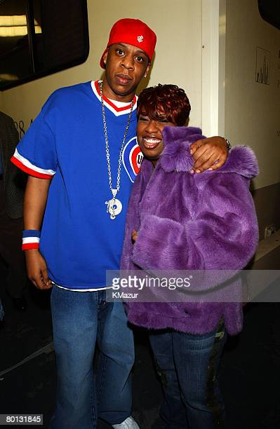 JayZ and Missy Elliott