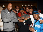 JayZ Beanie Sigel Memphis Bleek Freeway and Young Gunz