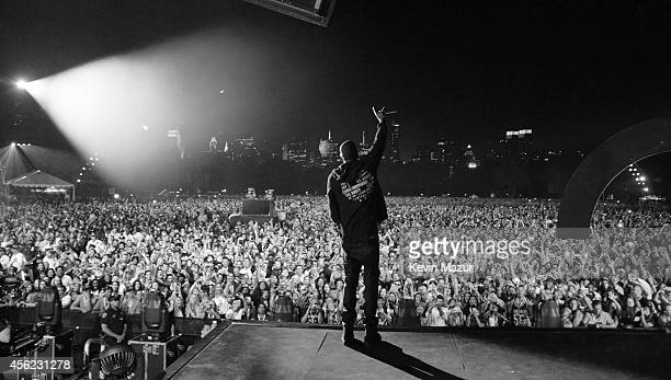 JayZ performs onstage at the 2014 Global Citizen Festival to end extreme poverty by 2030 at Central Park on September 27 2014 in New York City