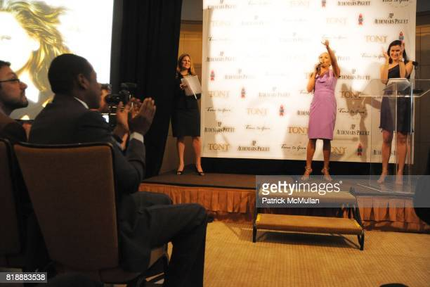 JayZ Vanessa Williams and Lydia Fenet attend AUDEMARS PIGUET 'Time To Give' Celebrity Watch Auction to Benefit Broadway Cares / Equity Fights AIDS...