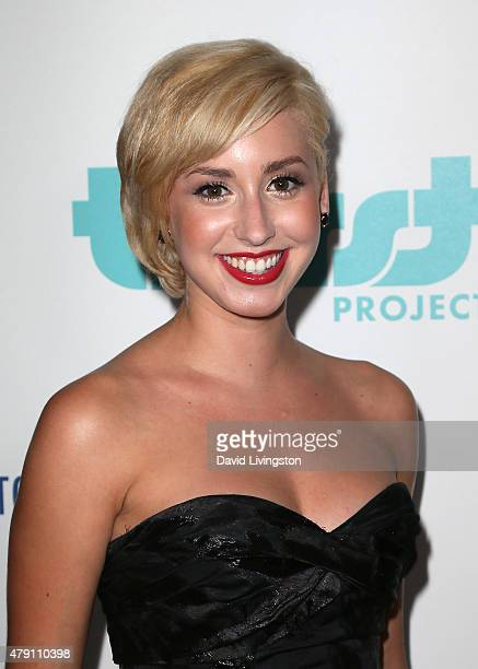 Jazmin Grace Grimaldi attends the 6th Annual Thirst Gala at The Beverly Hilton Hotel on June 30 2015 in Beverly Hills California