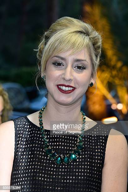 Jazmin Grace Grimaldi attends the ACM Gala Dinner as part of the F1 Grand Prix of Monaco on May 29 2016 in MonteCarlo Monaco