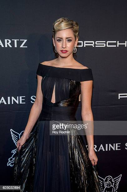 Jazmin Grimaldi attends the 2016 Angel Ball at Cipriani Wall Street on November 21 2016 in New York City