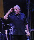 Jazz artist Charlie Musselwhite performs at the 2015 Morristown Jazz And Blues Festival at Morristown Green Plaza on August 15 2015 in Morristown New...