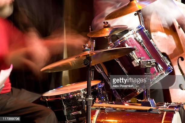 Jazz: drum