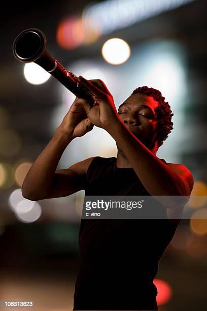 Jazz dans la nuit