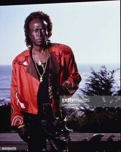 Jazz Legend Miles Davis