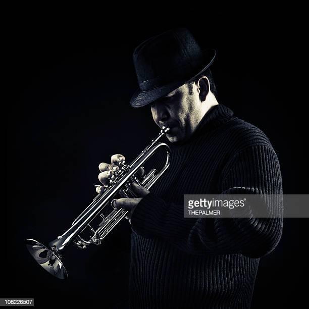 ジャズの男性