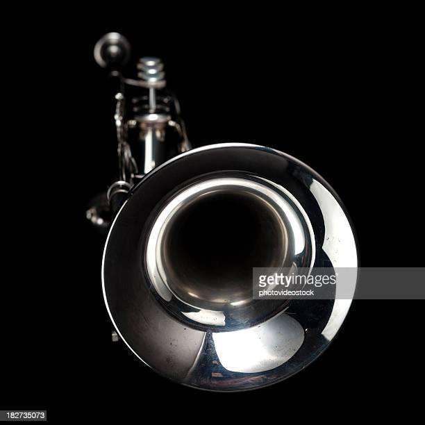 Jazz music trumpet