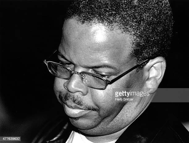 Jazz musician Terence Blanchard poses for a portrain in circa 1986 in St Petersburg Florida