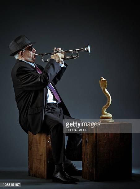 jazz snake charmer