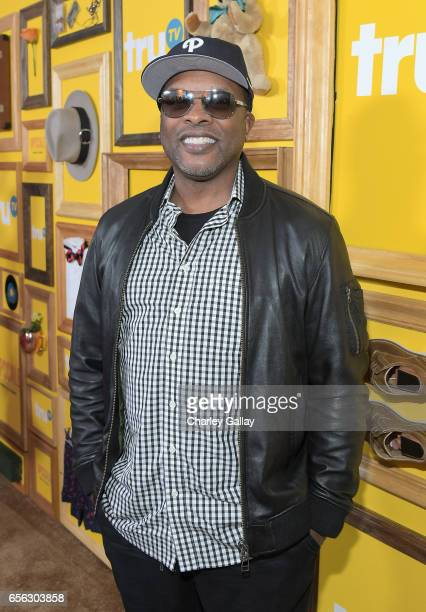 Jazzy Jeff at truTV's 'Upscale with Prentice Penny' Premiere at The London Hotel on March 21 2017 in West Hollywood California 26858_001
