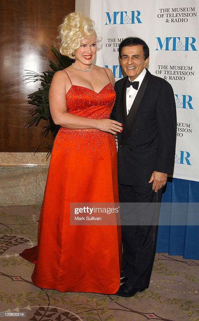 Jean and Casey Kasem during The Museum of Television and Radio Annual Los Angeles Gala - Arrivals at The Beverly Hills Hotel in Beverly Hills, California, United States.