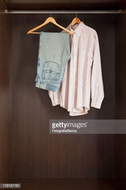 Jean et chemise