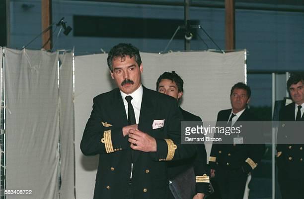 Jean Charles Corbet president of the SNPL