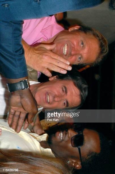 Jean Claude Constant Bernard Menez and Sean Diddy Combs