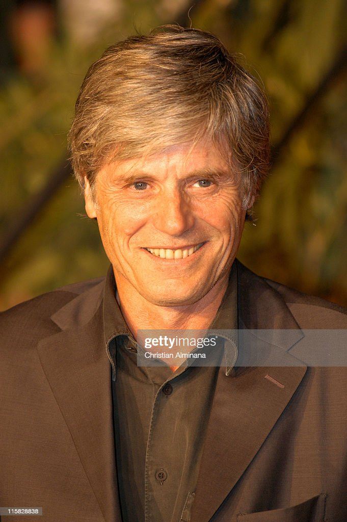 Jean Claude Dauphin during 2004 St Tropez TV Festival - Evening Award in St Tropez, France.
