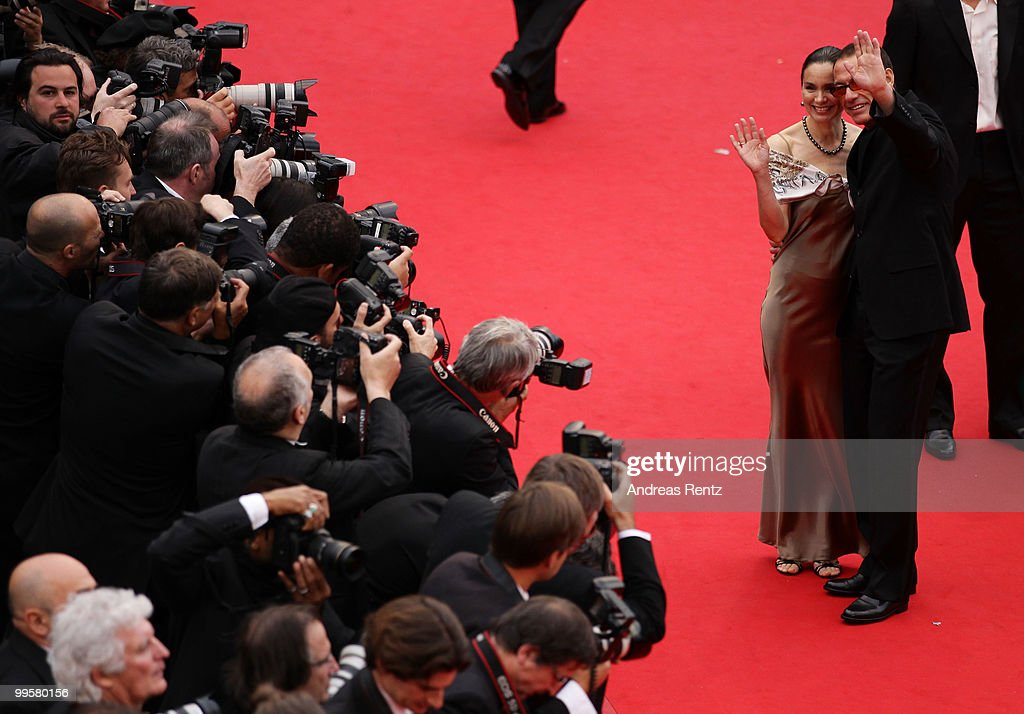 You Will Meet A Tall Dark Stranger Premiere:63rd Cannes Film Festival