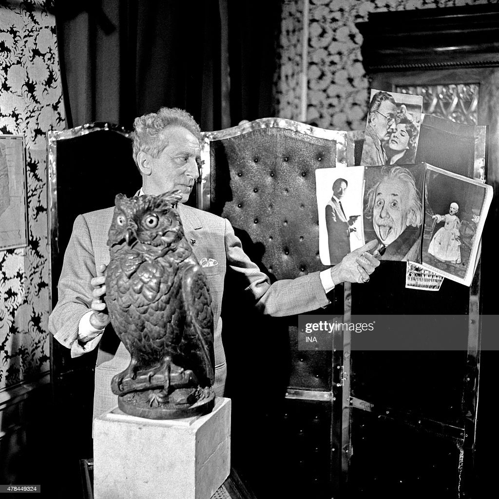 Close Up: Jean Cocteau