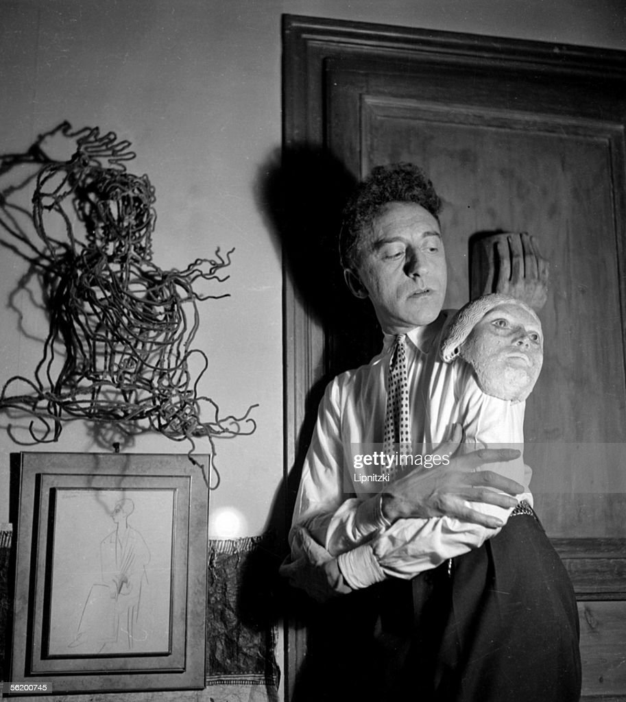 in profile jean cocteau photos and images getty images jean cocteau 1889 1963 writer dramatic author and french film