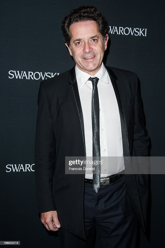 Jean de Loisy attends the Swarovski Dinner In Honor of the Bouroullec Brothers at Chateau de Versailles on November 14, 2013 in Versailles, France.