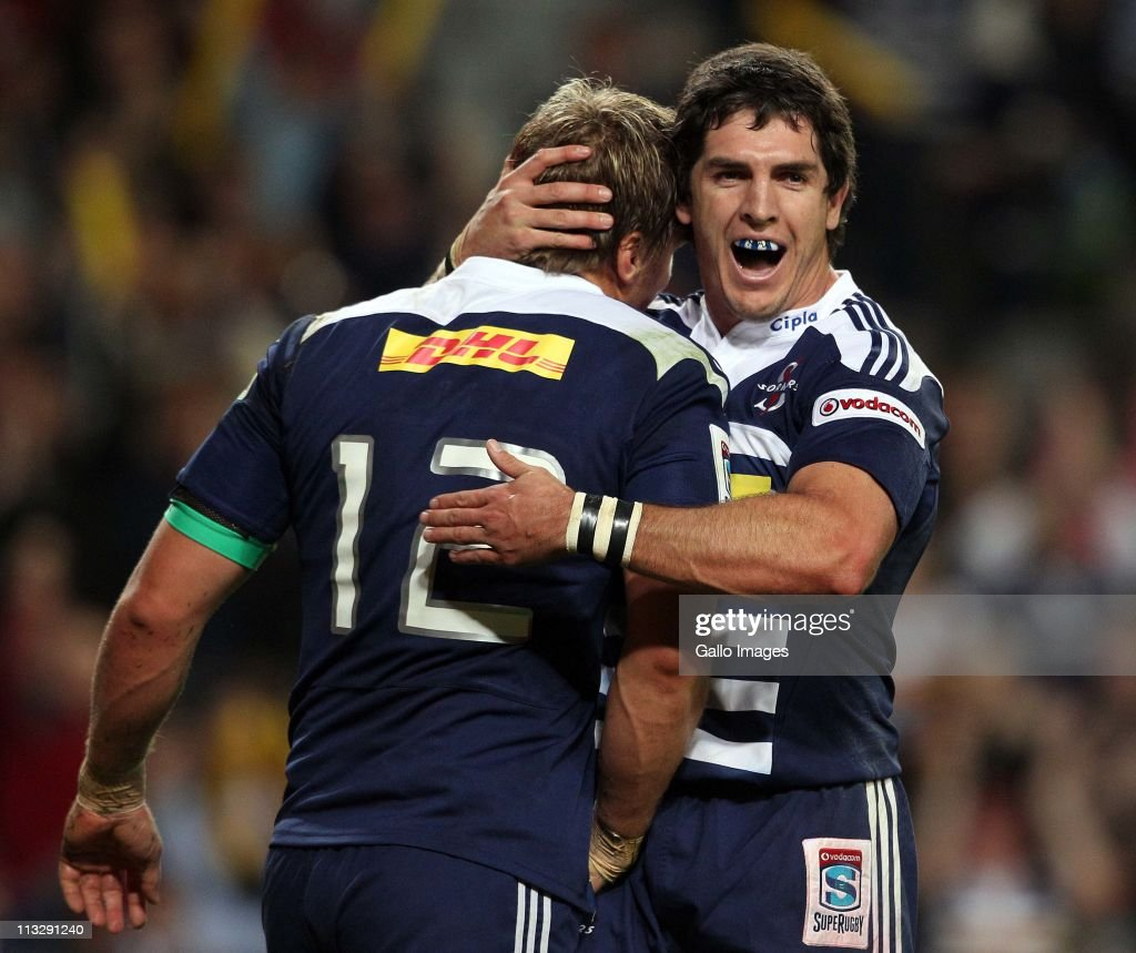 Super Rugby Rd 11 - Stomers v Sharks