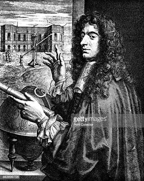 Jean Dominique Cassini Italianborn French astronomer In the background is the Paris Observatory which Cassini directed for many years from 1671...
