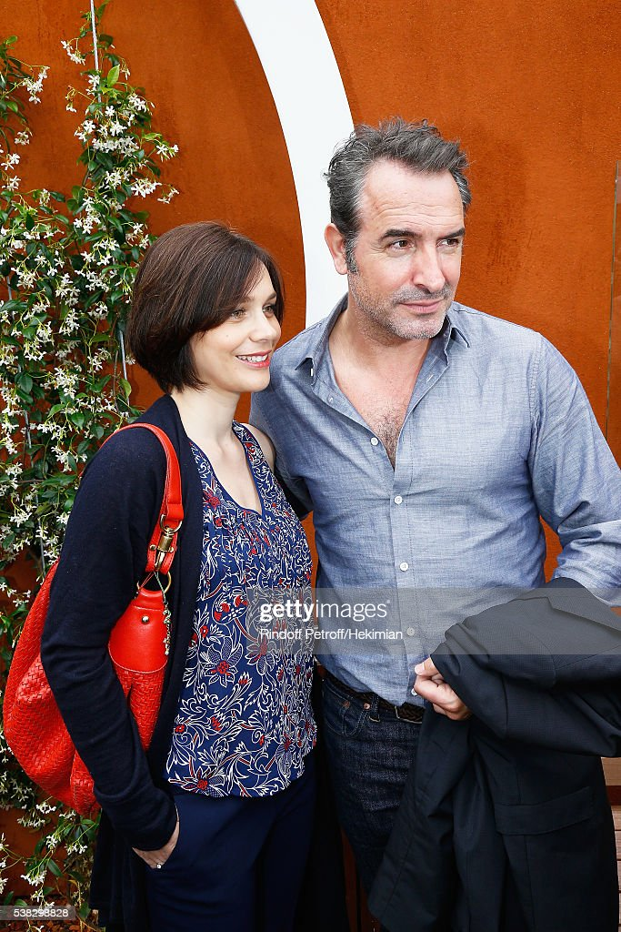 Celebrities at french open 2016 day fifteen getty images for Dujardin france