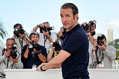 Jean Dujardin at the photo call for 'The Artist' during the 64th Cannes International Film Festival
