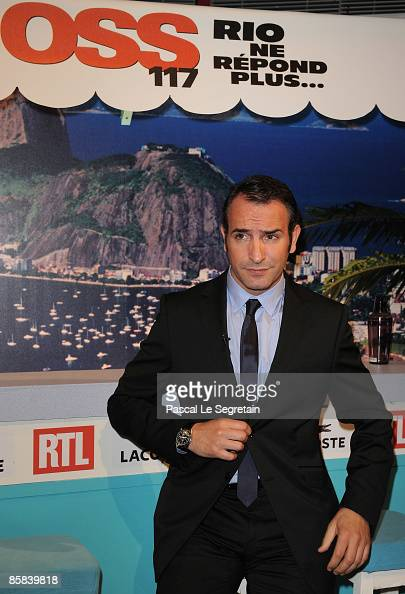 Oss 117 rio ne repond plus getty images for Jean dujardin 99 francs streaming