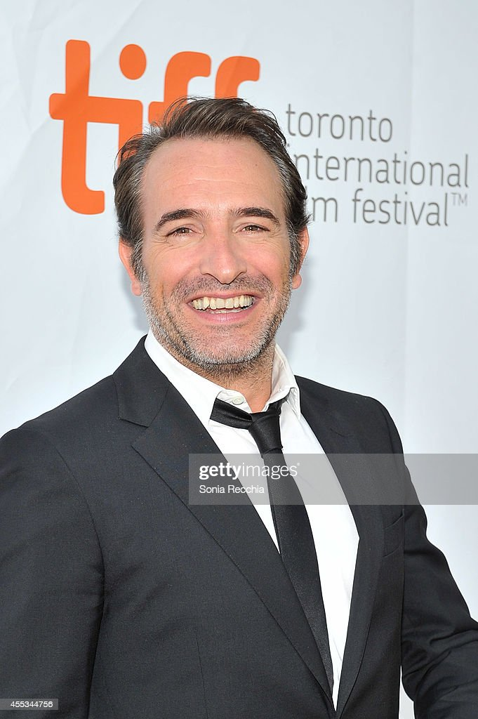 Jean Dujardin attends 'The Connection' Premiere Arrivals 2014 Toronto International Film Festival at Roy Thomson Hall on September 12 2014 in Toronto...