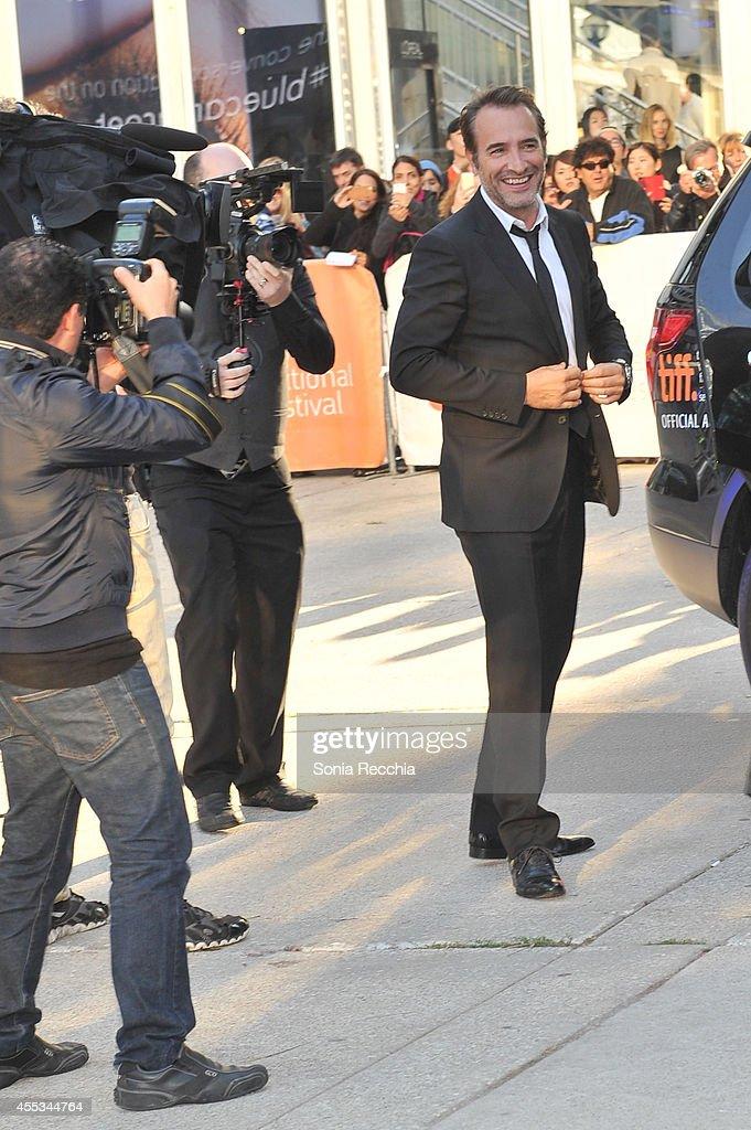 """The Connection"" Premiere - Arrivals - 2014 Toronto International Film Festival"